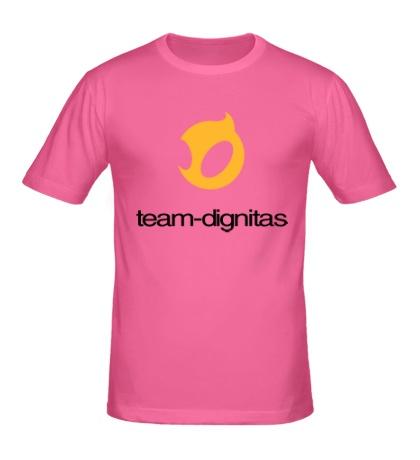 Мужская футболка Dignitas Team