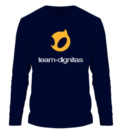 Мужской лонгслив Dignitas Team