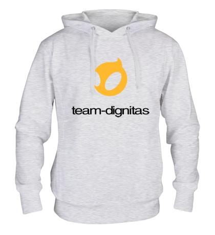 Толстовка с капюшоном Dignitas Team