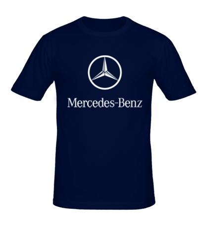 Мужская футболка Mercedes Benz