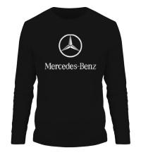 Мужской лонгслив Mercedes Benz