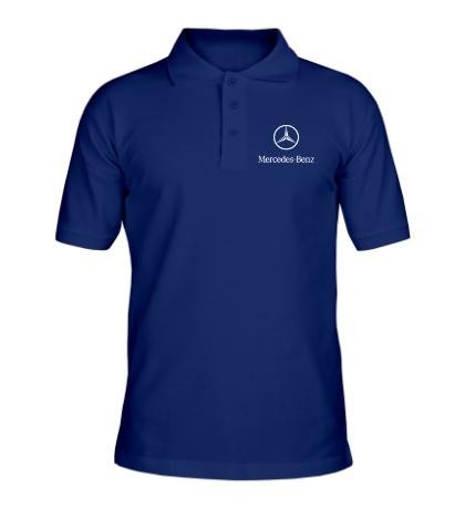 Рубашка поло «Mercedes Benz»