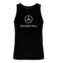 Мужская майка Mercedes Benz