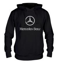 Толстовка с капюшоном Mercedes Benz