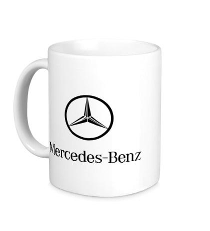Керамическая кружка Mercedes Benz