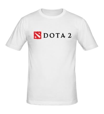 Мужская футболка Dota 2 Logo