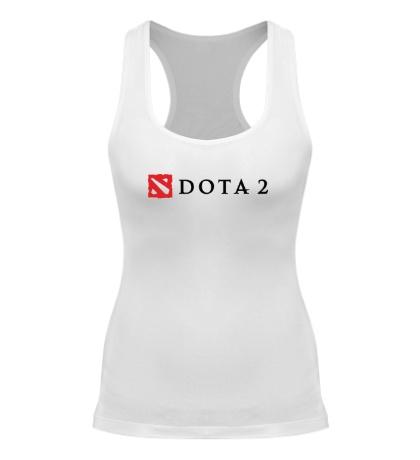 Женская борцовка Dota 2 Logo