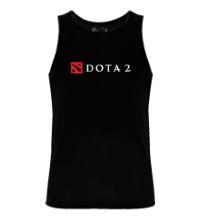 Мужская майка Dota 2 Logo