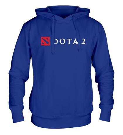 Толстовка с капюшоном Dota 2 Logo
