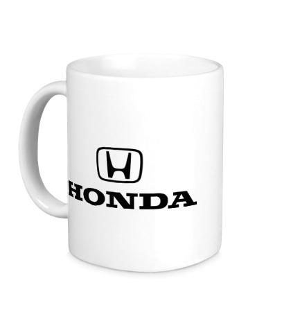 Керамическая кружка Honda