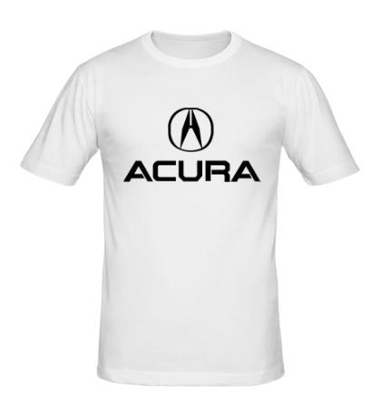 Мужская футболка Acura