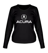 Женский лонгслив Acura