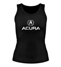 Женская майка Acura