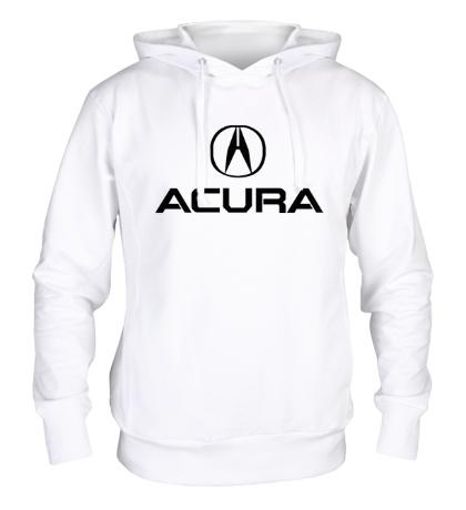 Толстовка с капюшоном Acura