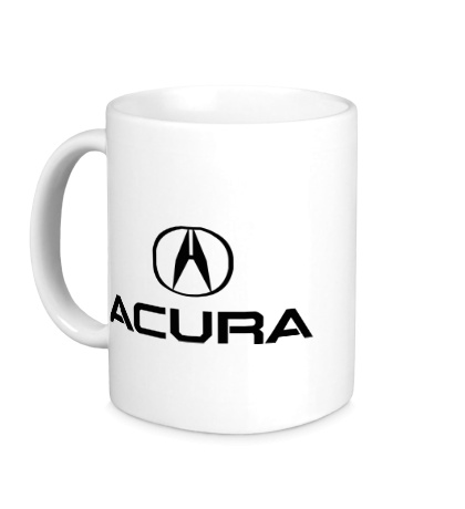 Керамическая кружка Acura