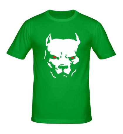Мужская футболка Старфорширдский терьер