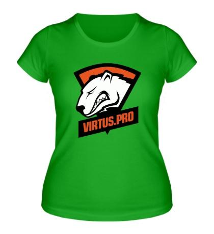 Женская футболка Virtus PRO Team