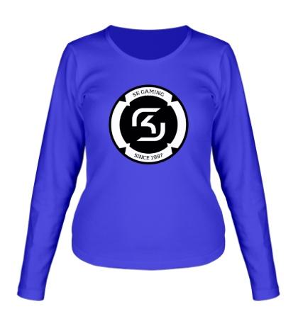 Женский лонгслив SK Gaming Team
