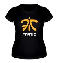 Женская футболка Fnatic Team