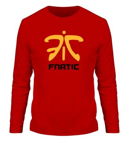 Мужской лонгслив Fnatic Team