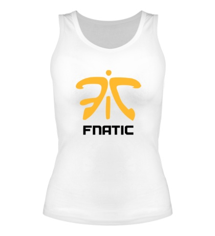 Женская майка Fnatic Team