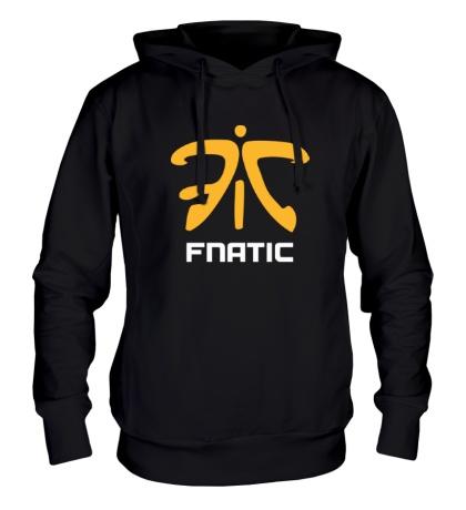 Толстовка с капюшоном Fnatic Team