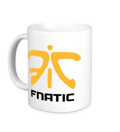 Керамическая кружка Fnatic Team