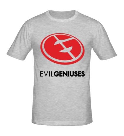 Мужская футболка Evil Geniuses Team