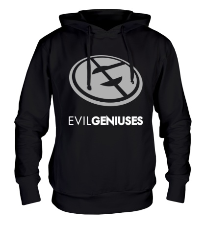 Толстовка с капюшоном Evil Geniuses Team