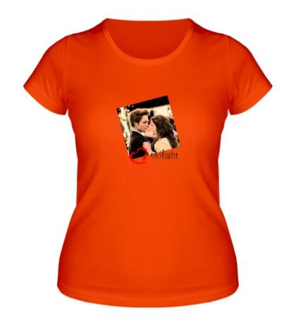 Женская футболка Twilight: Edward & Bella