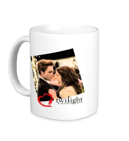 Керамическая кружка Twilight: Edward & Bella