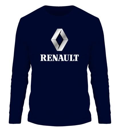Мужской лонгслив Renault
