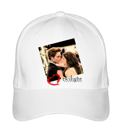 Бейсболка Twilight: Edward & Bella