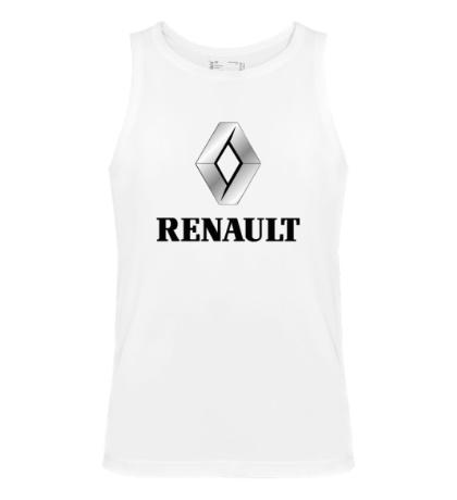 Мужская майка Renault