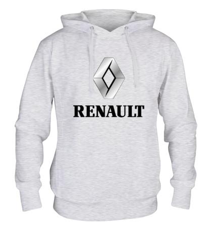 Толстовка с капюшоном Renault