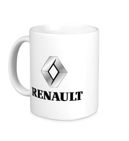 Керамическая кружка Renault