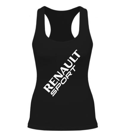 Женская борцовка Renault sport