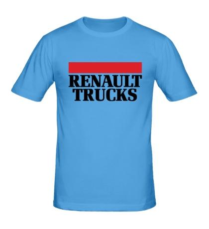 Мужская футболка Renault Trucks