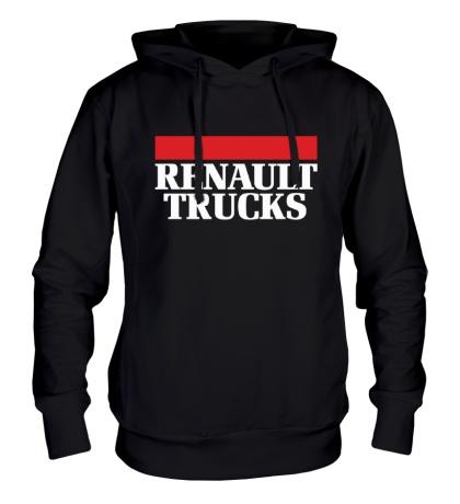 Толстовка с капюшоном Renault Trucks