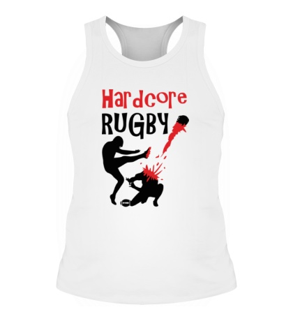 Мужская борцовка Hardcore rugby