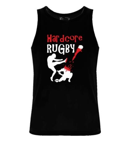 Мужская майка Hardcore rugby
