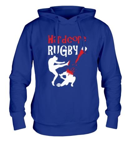 Толстовка с капюшоном Hardcore rugby