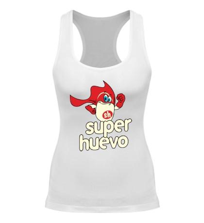 Женская борцовка Super Huevo