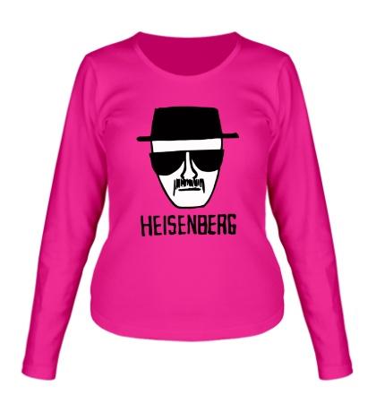 Женский лонгслив «Heisenberg»
