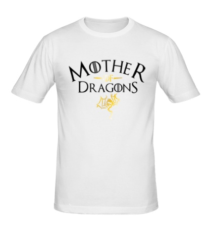 Мужская футболка Mother of Dragons