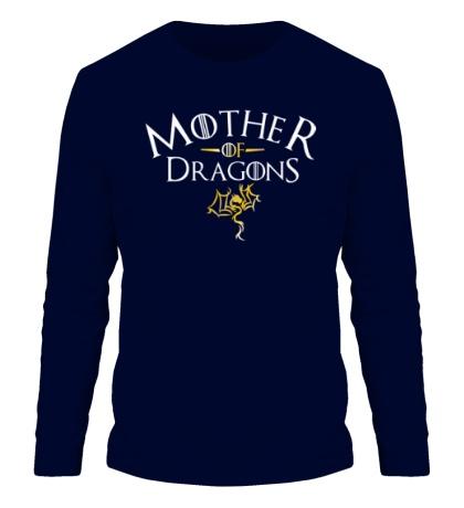 Мужской лонгслив Mother of Dragons