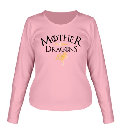 Женский лонгслив Mother of Dragons