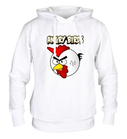 Толстовка с капюшоном Angry Birds: Chiken Bird