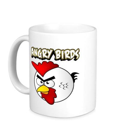 Керамическая кружка Angry Birds: Chiken Bird