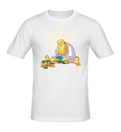 Мужская футболка Oh my god
